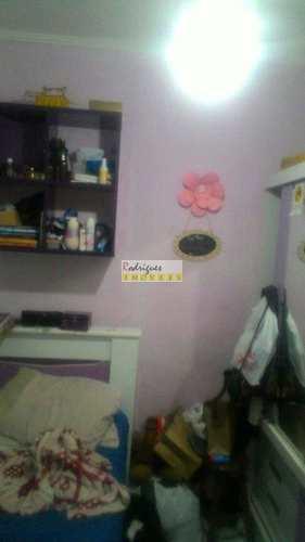 Apartamento, código 3132 em São Vicente, bairro Centro