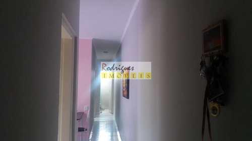 Apartamento, código 3140 em São Vicente, bairro Vila Nossa Senhora de Fátima