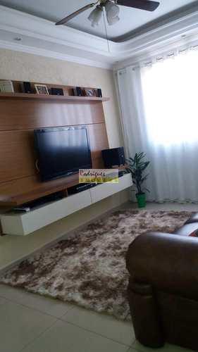 Apartamento, código 3181 em São Vicente, bairro Parque São Vicente