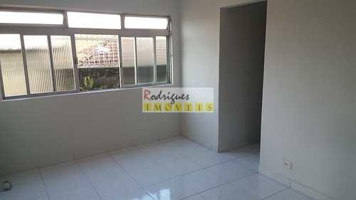 Apartamento, código 3219 em São Vicente, bairro Vila Nossa Senhora de Fátima