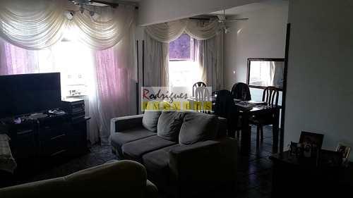Apartamento, código 3229 em São Vicente, bairro Jardim Independência