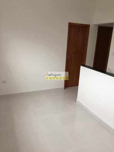 Casa, código 3259 em São Vicente, bairro Vila São Jorge