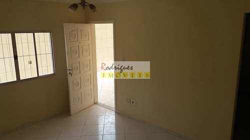 Sobrado de Condomínio, código 3275 em São Vicente, bairro Parque São Vicente