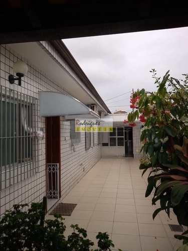 Casa, código 3278 em São Vicente, bairro Jardim Paraíso