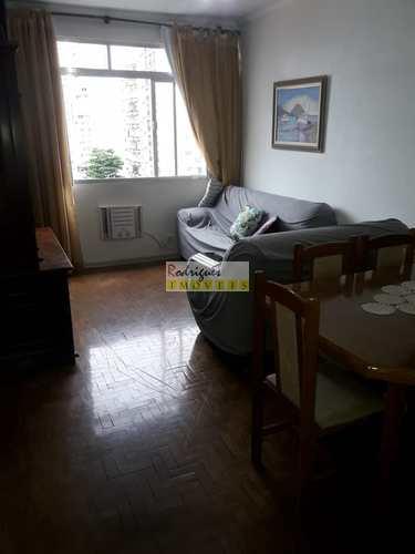 Apartamento, código 3294 em São Vicente, bairro Centro