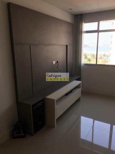 Apartamento, código 3350 em São Vicente, bairro Itararé