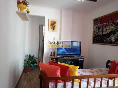 Apartamento, código 3369 em São Vicente, bairro Centro