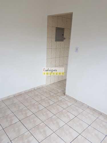 Apartamento, código 3392 em São Vicente, bairro Jardim Independência