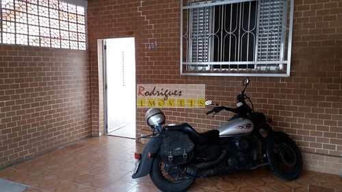 Casa, código 3399 em São Vicente, bairro Vila São Jorge