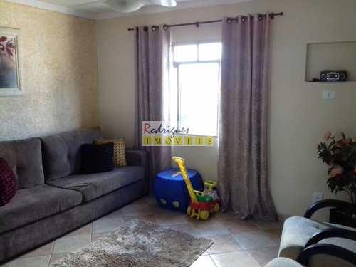 Apartamento, código 3401 em São Vicente, bairro Vila Cascatinha