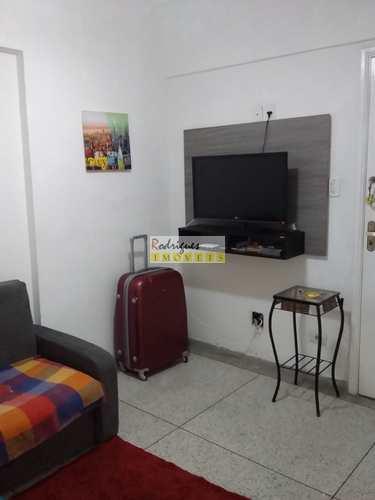 Sala Living, código 3425 em São Vicente, bairro Centro