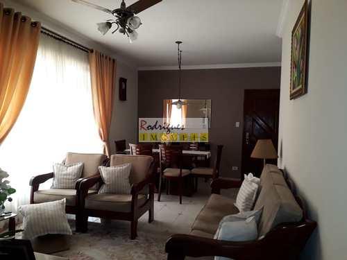 Apartamento, código 3430 em São Vicente, bairro Vila Valença