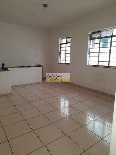 Apartamento, código 3432 em São Vicente, bairro Vila Cascatinha