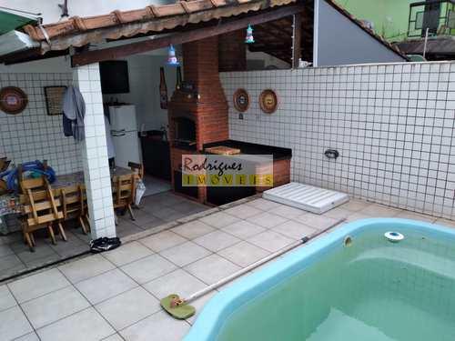 Casa, código 3447 em São Vicente, bairro Vila Valença