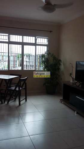 Apartamento, código 3448 em Santos, bairro Chico de Paula