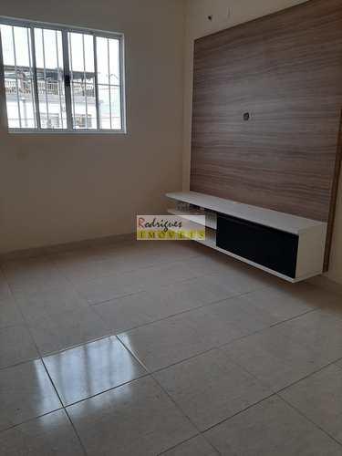 Apartamento, código 3450 em São Vicente, bairro Catiapoa