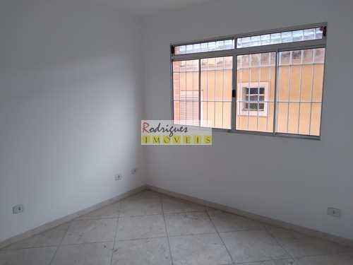 Apartamento, código 3455 em São Vicente, bairro Parque São Vicente