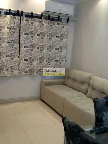 Apartamento, código 3458 em São Vicente, bairro Parque São Vicente