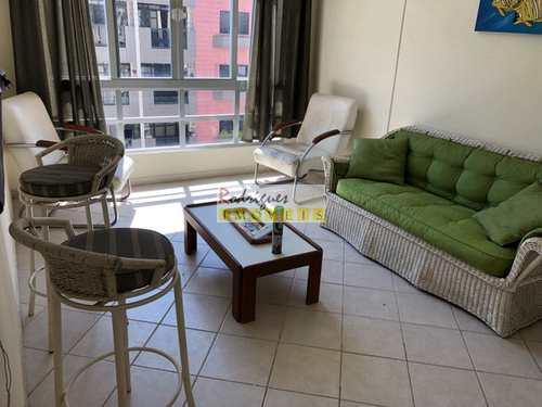 Apartamento, código 3462 em São Vicente, bairro Itararé