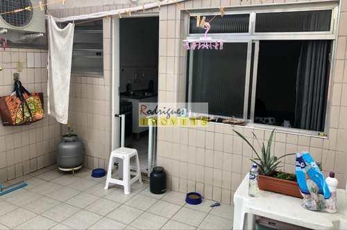Apartamento, código 3466 em São Vicente, bairro Centro