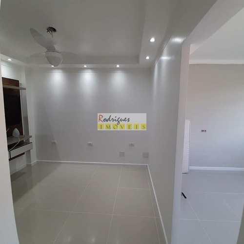 Apartamento, código 3483 em São Vicente, bairro Centro