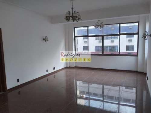Apartamento, código 3484 em São Vicente, bairro Centro