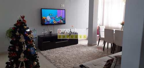 Apartamento, código 3487 em São Vicente, bairro Centro