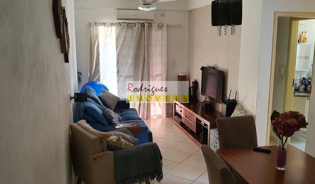 Apartamento em São Vicente, bairro Jardim Guassu