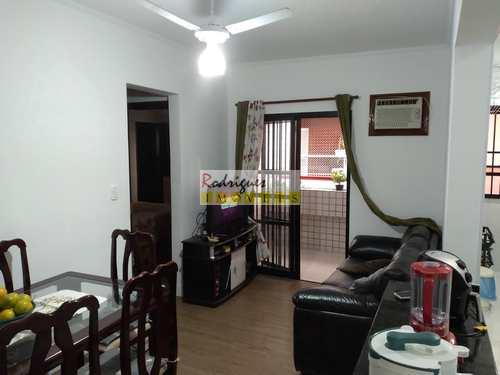 Apartamento, código 3539 em Praia Grande, bairro Guilhermina