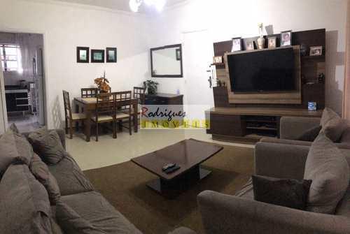 Apartamento, código 3595 em Santos, bairro Centro