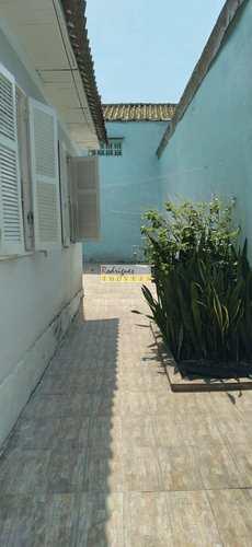 Casa, código 3598 em São Vicente, bairro Vila Margarida