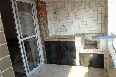 Apartamento, código 3036 em Praia Grande, bairro Mirim