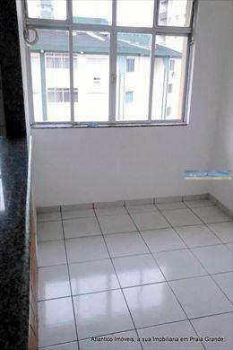 Apartamento, código 3008 em Praia Grande, bairro Boqueirão