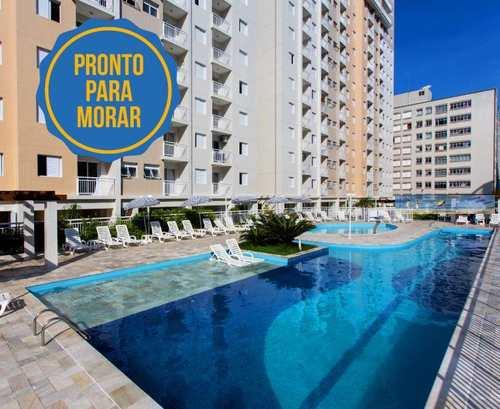 Apartamento, código 3009 em Praia Grande, bairro Ocian