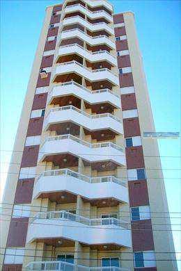 Apartamento, código 3001 em Praia Grande, bairro Aviação