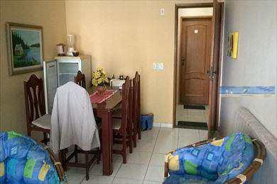 Apartamento, código 2989 em Praia Grande, bairro Tupi