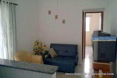 Apartamento, código 2988 em Praia Grande, bairro Tupi