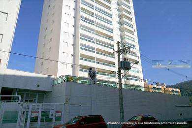 Apartamento, código 2984 em Praia Grande, bairro Solemar