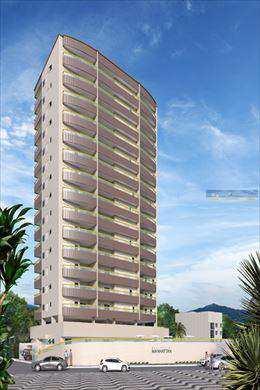 Apartamento, código 2978 em Praia Grande, bairro Caiçara