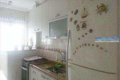 Apartamento, código 2965 em Praia Grande, bairro Ocian