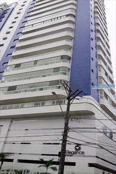 Apartamento, código 2930 em Praia Grande, bairro Guilhermina