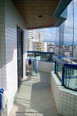 Apartamento, código 2883 em Praia Grande, bairro Guilhermina