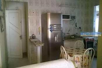 Apartamento, código 2810 em Praia Grande, bairro Mirim