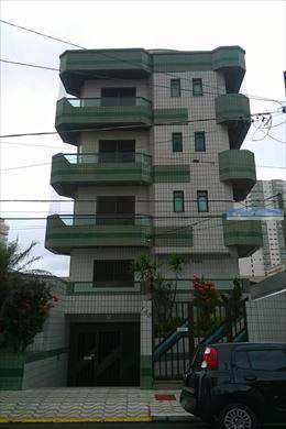 Apartamento, código 2808 em Praia Grande, bairro Tupi