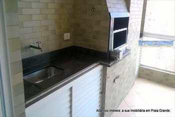 Apartamento, código 2801 em Praia Grande, bairro Ocian