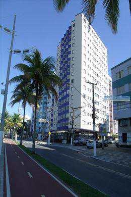 Apartamento, código 2786 em Praia Grande, bairro Ocian
