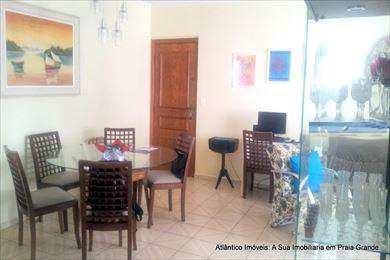 Apartamento, código 2731 em Praia Grande, bairro Tupi