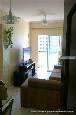 Apartamento, código 2721 em Praia Grande, bairro Ocian