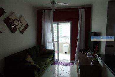 Apartamento, código 2714 em Praia Grande, bairro Ocian