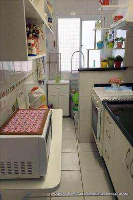 Apartamento, código 2705 em Praia Grande, bairro Ocian